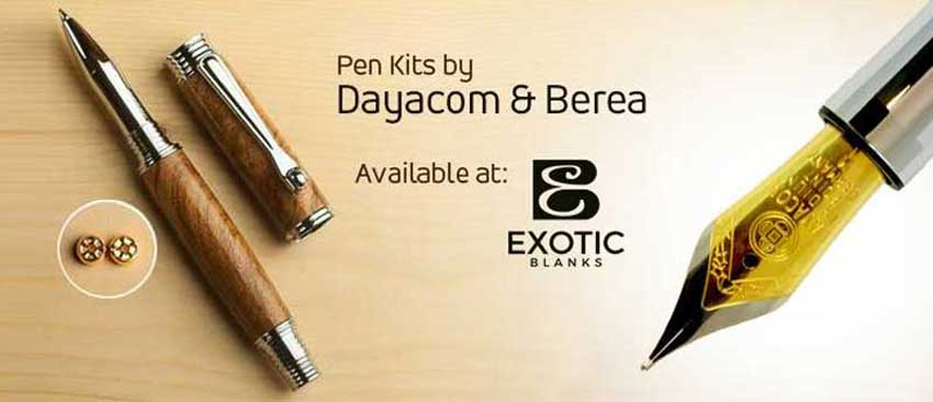 Dayacom and Berea Pen Kits