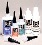 E-Z Bond CA Glues