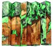 Root Burl Hybrid Pen Blanks #51-55GG