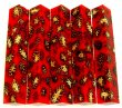Mini Pine Cone Pen Blanks - Bright Red