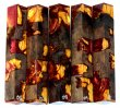Redwood Burl Hybrid Pen Blanks #06-10FF - Stabilized