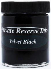 Private Reserve Bottled Ink 66ml - Velvet Black