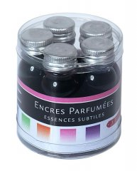 Scented J. Herbin Fountain Pen Ink - Sampler Set