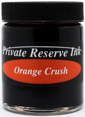 Private Reserve Bottled Ink 66ml - Orange Crush