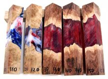 RainBurl Hybrid Pen Blanks #11-15-O