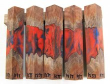 RainBurl Hybrid Pen Blanks #11-15JJ