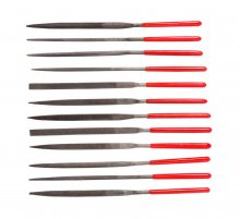 Needle File Set - 12 Piece Set