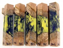 RainBurl Hybrid Pen Blanks #16-20II