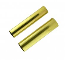 Brass Tube Set - Survival Pen Kit