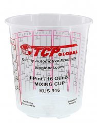 Resin Casting Mixing Cups - 16 oz
