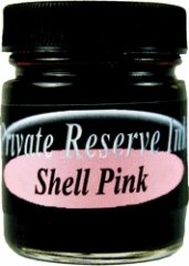 Private Reserve Bottled Ink 50ml - Shell Pink
