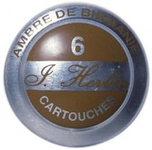 Ambre De Birmani J. Herbin Cartridges - Tin of 6