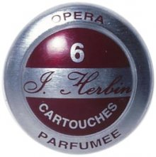 Rouge Opera J. Herbin Cartridges - Tin of 6