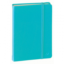 Quo Vadis Habana - 6.25 x 9.25 Lined Paper (Turquoise)
