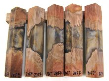 RainBurl Hybrid Pen Blanks #26-30FF