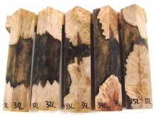 RainBurl Hybrid Pen Blanks #31-35L