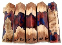 RainBurl Hybrid Pen Blanks #31-35N