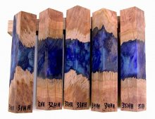 RainBurl Hybrid Pen Blanks #31-35HH