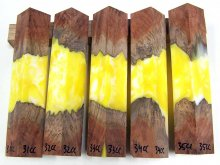 RainBurl Hybrid Pen Blanks #31-35CC
