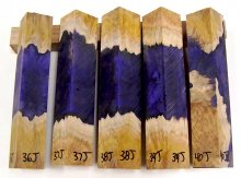 RainBurl Hybrid Pen Blanks #36-40J