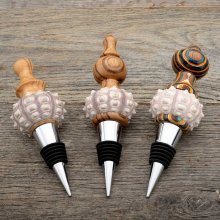 Sputnik Sea Urchin and Bottle Stopper Project Starter - Set of 4