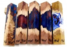 RainBurl Hybrid Pen Blanks #41-45N