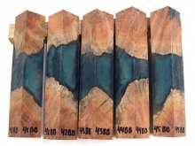 RainBurl Hybrid Pen Blanks #41-45BB