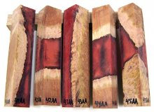 RainBurl Hybrid Pen Blanks #41-45AA