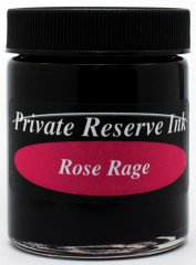 Private Reserve Bottled Ink 66ml - Rose Rage
