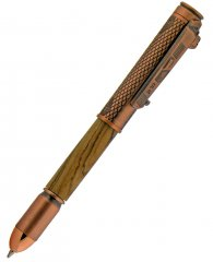 45 Caliber Ballpoint Pen Kit - Antique Copper
