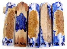 RainBurl Hybrid Pen Blanks #46-50R