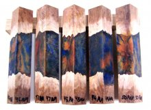 RainBurl Hybrid Pen Blanks #46-50MM