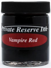 Private Reserve Bottled Ink 66ml - Vampire Red