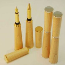 Panache Rollerball Pen Kit - 10KT Gold