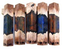 RainBurl Hybrid Pen Blanks #51-55MM