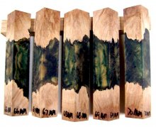 RainBurl Hybrid Pen Blanks #66-70MM