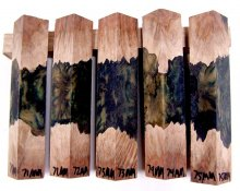RainBurl Hybrid Pen Blanks #71-75MM