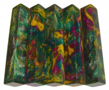 Lava Explosion Pen Blanks #72 - Highland Heather
