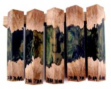 RainBurl Hybrid Pen Blanks #76-80MM