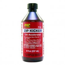 Zap Zip Kicker CA Accelerator - 8oz Refill Bottle