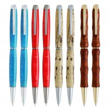 GrooveTwist Pen Kit Variety Set - 8 Pen Kits