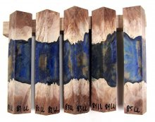 RainBurl Hybrid Pen Blanks #81-85LL