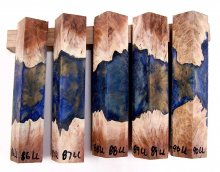 RainBurl Hybrid Pen Blanks #86-90LL