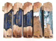 RainBurl Hybrid Pen Blanks #96-100LL