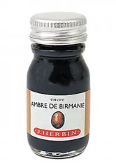 Ambre De Birmanie J. Herbin Bottled Ink - Mini (10ml)