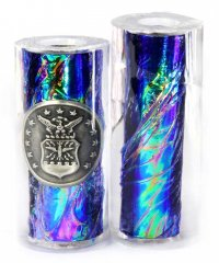 Air Force Button & Opal FX Pen Blanks - Jr II Series