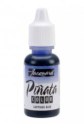 Pinata Alcohol Ink .5 oz - Baja Blue