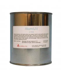 Alumi UV Resin - 2 Pounds