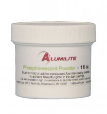 Alumilite Phosphorescent Powder