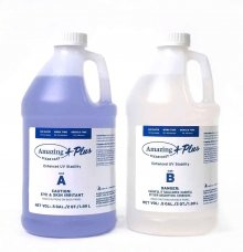 Alumilite Amazing Clear Cast PLUS Epoxy Resin - 1 Gallon Kit